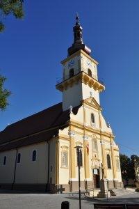 Kostol sv. Štefana v Stupave
