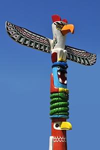 Indiánsky totem